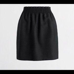 J.Crew wool sidewalk skirt